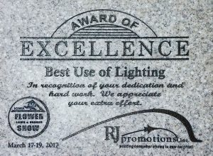 Award Of Excellence Best Use Of Lighting 2017