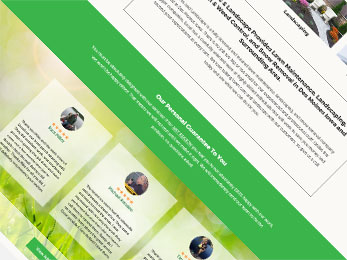 Excel Lawns & Landscape Launches New Website to Improve Their Customer Service